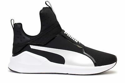 separation shoes 854e3 a6c91 PUMA WOMEN'S FIERCE Core Training Shoes Black White 188977-08