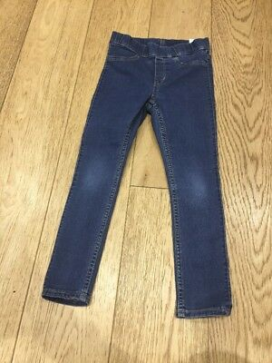 H&M skinny Jeans / Jeggings 3-4 year old little girl. Immaculate