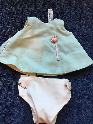 Vintage Madame Alexander Janie Doll Outfit