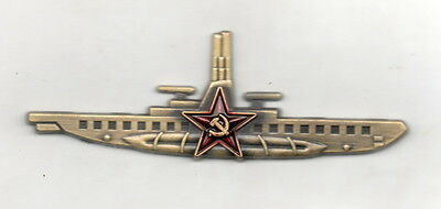 Magnet sign commander of the submarine, WW2