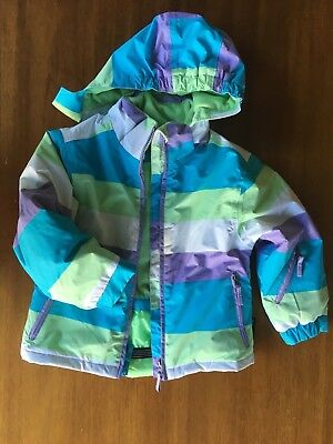 Crane Ski Snowboard Snow Jacket, - Girls Size 6 FREE POST EC