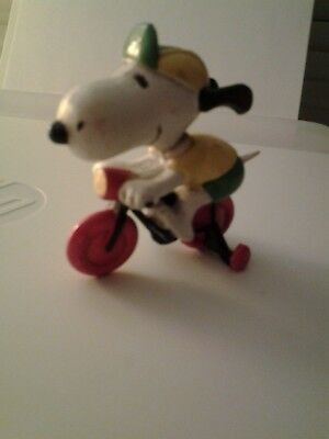 Rubber Snoopy :-) 1958 1966 United Feature Hong Kong Figurine