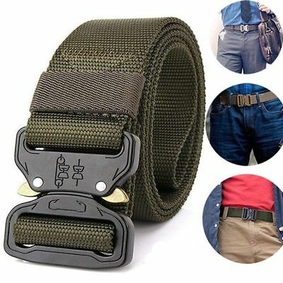 Tactical Cobra Deduction Outside The Belt Tactical Nylon Outdoor Training Belt