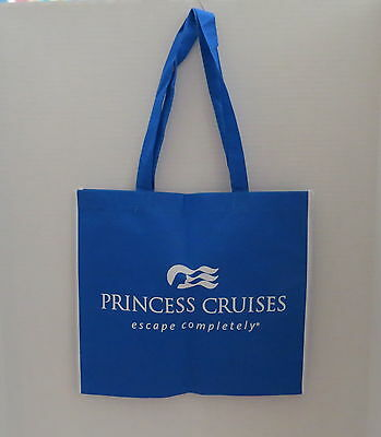 PRINCESS CRUISE LINE Collectible ECO Recycle Bag Carry All Tote - Escape
