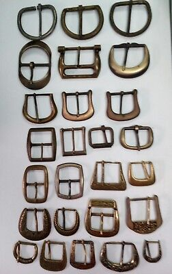 Fashion Buckles many assorted styles & sizes Bronze Tone @ $2.50 each you pick