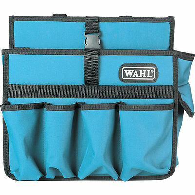 Wahl Tool Carry Hairdressing  Bag - Red Polka Dot/ Grey/ Hot Pink/Blue/Black
