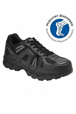 Kinggee Comp Tec G12 Mens Composite Toe Work Shoes/occupational/joggers On Sale