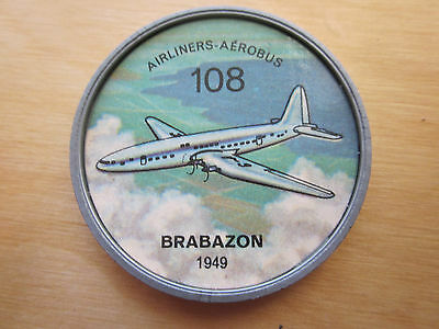 Canadian JELLO, HOSTESS COINS (1960) Aviation Planes Airliners # 108 Brabazon