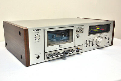 Vintage SONY TC-K45 Stereo Cassette Tape Deck  (SOLD AS IS)