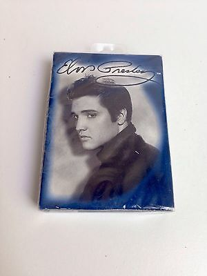 BICYCLE Playing Cards ELVIS PRESLEY Poker Size Limited Edition SEALED!