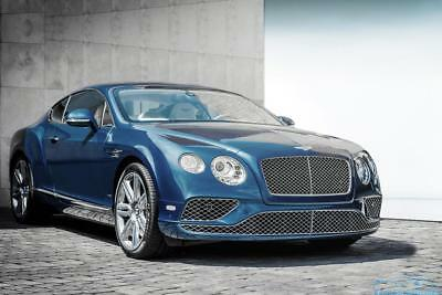 Bentley Continental GT 411kW Twin Turbo Petrol ECU Remap +60bhp +126Nm Chip Tuni