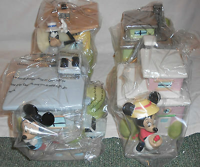 Disney Urban Mickey Mouse Canister Set Nib Number 64120