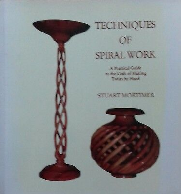 The ultimate wood turning spiral work book