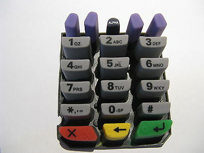 Verifone Vx570 MAIN KeyPad REPLACEMENT
