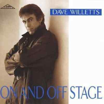 Dave Willetts-On And Off Stage LP-Silva Screen Records Ltd., SONG 902, 1990, 12