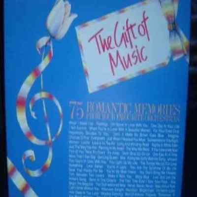 Various-The Gift Of Music: 75 Romantic Memories From Your Favourite Orchestras 2