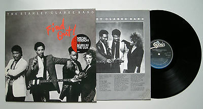 THE STANLEY CLARKE BAND - Find Out! (LP originale) 1985