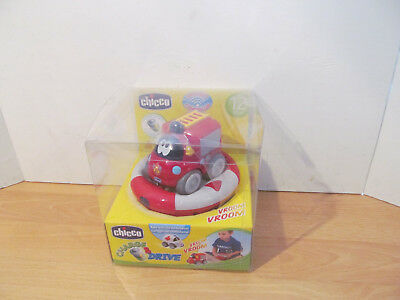 Chicco Charge And Drive Fire Engine Age 12 Months+ New