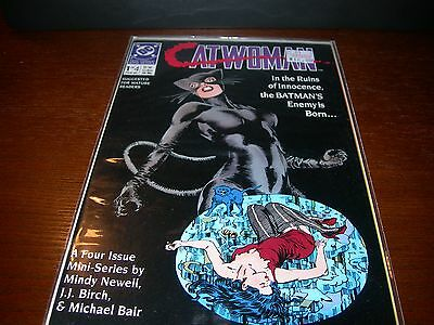 CATWOMAN # 1   year 1989  of mini- series