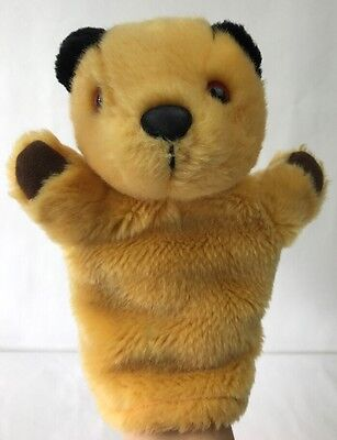 SOOTY Hand Puppet - Cadells Limited PMS - 2008 - 19cm