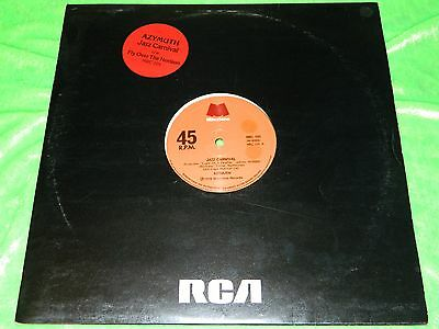 "AZYMUTH : Jazz carnival - Original 1979 UK issue 12"" single NM"