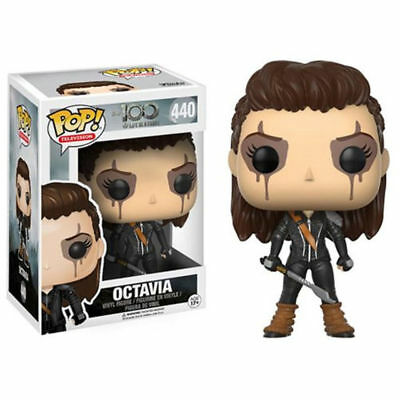 The 100 Octavia Blake Licensed Funko POP Vinyl 440 Figure Marie Avgeropoulos NEW