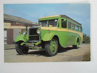 Leyland Lioness Plc With Charabanc Body (Yt 3738) - Built 1927