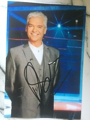 Phillip Schofield Pre Printed Photo