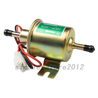 12V/24V 120LH Automotive Electronic External Fuel Pump Replaces HEP-02A