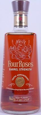Four Roses 120th Anniversary 12 Years Single Barrel 7-1F Bourbon Whiskey 52,4%