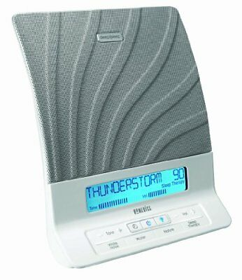 HoMedics Deep Sleep Sound Machine white noise therapy soothing sounds relaxation