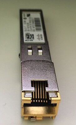 Transceiver original CISCO SFP GLC-T (1000BASE-T Copper SFP)