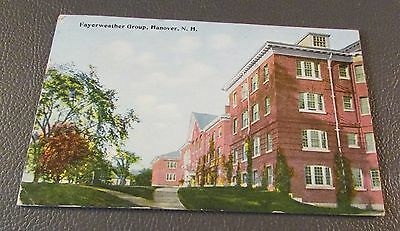 Old Postcard<<HANOVER, NEW HAMPSHIRE>>{FAYERWEATHER GROUP---1922}