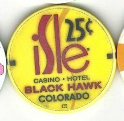 Isle,  Colorado .25 Cents  #99