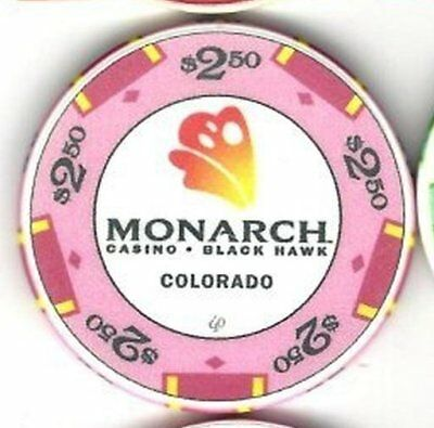 Monarch,  Colorado $2.50 Cents  #99