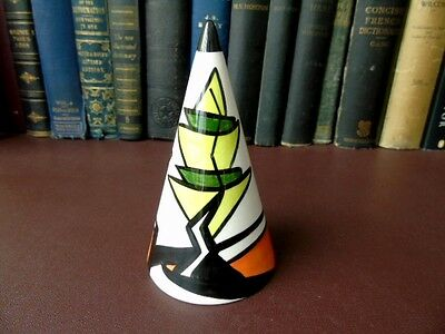 Vintage Lorna Bailey Conical Shaker - The Limes - Signed / Initialed