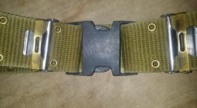 USGI Surplus Pistol Belts - LC2 Tactical - Fastex - Free Shipping