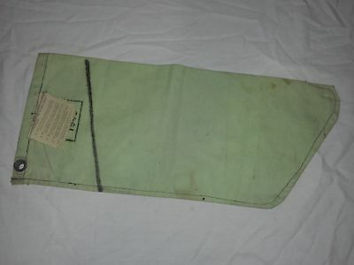 WW2 WWII Canadian British Water Filter 1945