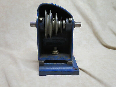 Craftsman? 103-0803 3 Step Pulley and Cover/guard 11019-103