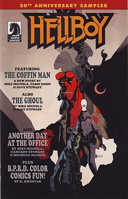 Hellboy 20th Anniversary Sampler ~ Dark Horse Comics