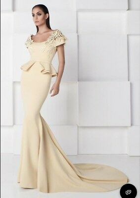 SK by Saiid Kobeisy Evening Gown