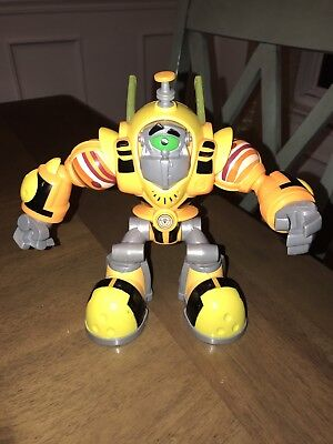 """Fisher-Price Planet Heroes Voice Comm Jupiter 7"""" (S5)!"""