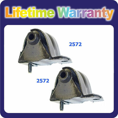 New For Jeep Cherokee Comache Engine Mount Front Left /& Right 2572*2 M1132