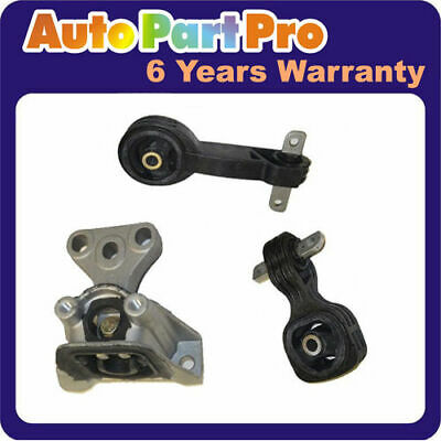 Engine Motor /& Trans Mount For 2006-2010 Honda Civic 1.8 L4 Auto Trans 4546