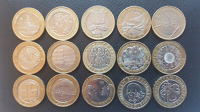 **Coin Hunt £2 Two Pound Coins - Great Fire, Mary Rose, Olympics  - Free P&P**