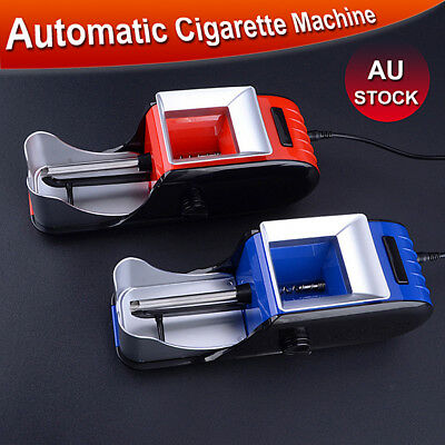 Easy Mini Electric Automatic Cigarette Injector Rolling Machine Roller Wondrous