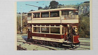 Leicester City Tramways 76