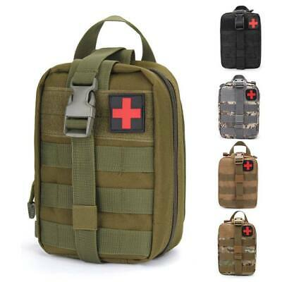 Outdoor Travel Molle Camping Tactical EMT Emergency Medical Bags First Aid Packs