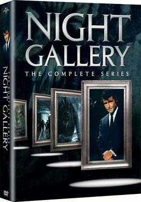Night Gallery: The Complete Series 1-3 (DVD, 2017, 10-Disc Box Set) 1 2 3 Sealed