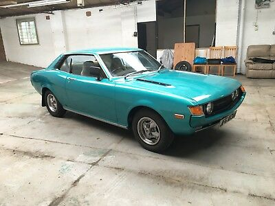 1975 Toyota Celica 1.6 ST TA22 1 OWNER 61K MILES FROM NEW GT RA